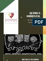 Unidad 3 _quimica Del Suelo - Metales Pesados