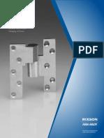 Rixson Pivot Sets