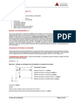 3. Tema - Sistema de Coordenadas
