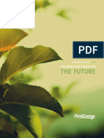 FirstEnergy Sustainability Report