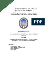 ASEGURAMIENTO Y CONTROL DE LA CALIDAD DEL AREA DE TINTORERÍA Y ACABADOS EN UNA EMPRESA TEXTIL