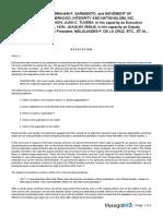 Lorenzo M Tanada vs Juan C Tuvera (RESOLUTION) 146 SCRA 446