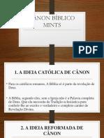 Canon Bíblico - Parte 1.pptx