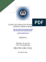2. Practica Del Yoga