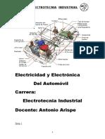 Electricidad Automotriz TEXTO - 2018
