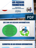Los Riesgos Informáticos por andres felipe gonzalez duarte