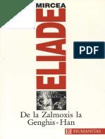 Eliade Mircea de La Zalmoxis La Genghi Han 1995