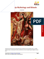Durga Puja Mythology and Rituals