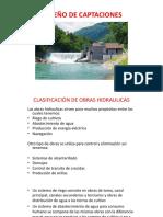 1 Captaciones - Hidráulica Fluvial