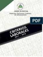 Criterios Laborales