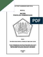 Psikologi Pemeriksaan DTSS PCA