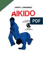 456355 Aikido Tecnicas de Defensa Personal