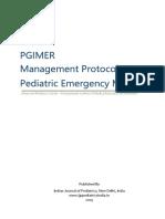 ER Protocol Paeds