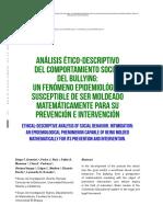 Dialnet-AnalisisEticodescriptivoDelComportamientoSocialDel-6132055