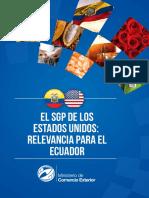 Informe SGP Ecuador - Estados unidos
