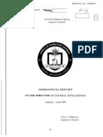 CIA IG Jan - June 2003