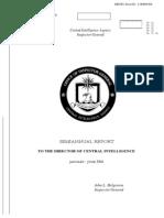 CIA IG Jan - June 2004