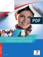 European Research on Education and Training En