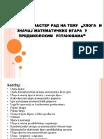Projekat - Aleksić