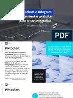 Piktochart e infogram