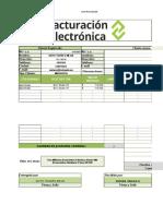Excel Factura - Final - Actividad