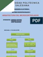 Arquitectura Del Micro Control Ado