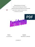 AERODROMO ING CIVIL