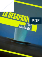 La Desaparicion - Tim Krabbe