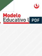 Modelo Educativo Upc