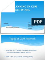Rf Planning in Gsm Network