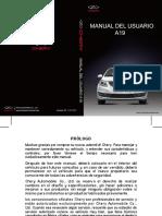 Manual Chery Arrizo 3