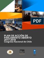 plan de acción de parlamento abierto chileno