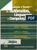 Introducao a Teoria Dos Automatos Linguagens E Computacao 2ed Ed by Hopcroft Ullman and Motwani