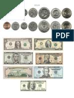 Dolares de El Salvador