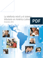 Mobile Telephony and Taxation Overview SPANISH WEB
