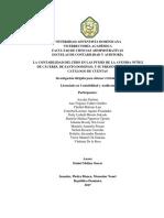 La Contabilidad del ITBIS en las Pymes de la Avenida Núñez de Cáceres  de Santo Domingo