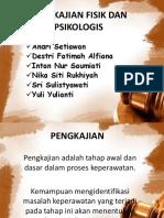 Pengkajian Fisik Dan Psikologis