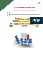 Plan de Trabajo Comisión Gestión de Los Aprendizajes - 2017