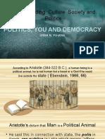 Understanding Culture and Politics powerpoint
