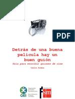 Detras de una buena pelicula hay un buen guion.pdf
