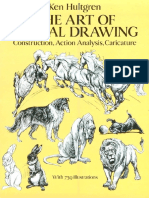 Ken Hultgren - The Art Of Animal Drawing.pdf