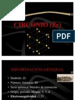 CIRCONIO (Zr)2