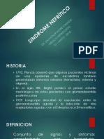 SINDROME NEFRÍTICO DR. MORE.pptx