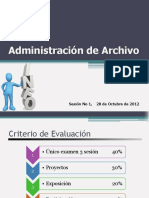 Introduccion Admon Archivo
