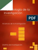 Metodología de la investigación, Palacios