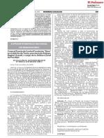RESOLUCION N 0000333-2018-MIGRACIONES - Actualización de Datos Venezoloanos