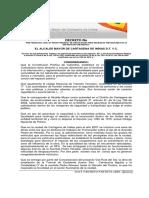 Decreto Pico y Placa Particulares 2012 - 2013