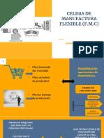 Celdas de Manufactura Flexible