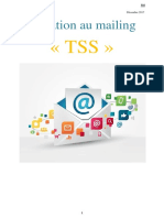 formation mailing