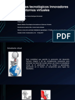 Medios Tecnológicos Innovadores en Entornos Virtuales
